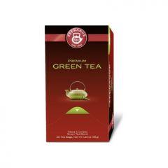Ceai Teekanne Premium verde, 20pliculete x 1.75gr