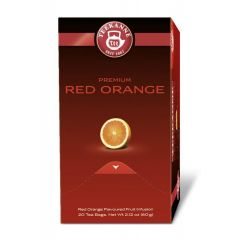 Ceai Teekanne Premium portocale rosii, 20pliculete x 3g