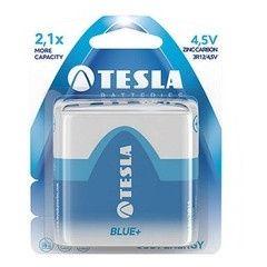 Baterii zinc carbon 3R12, 4,5V, Tesla Blue - A1099137103