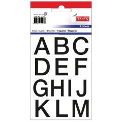 Etichete cu litere, A-Z,  26buc/set, TANEX