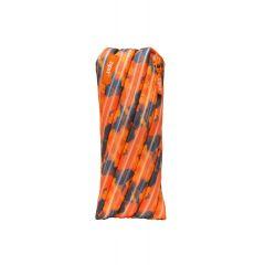 Penar cu fermoar, ZIP..IT Camouflage - portocaliu/maro