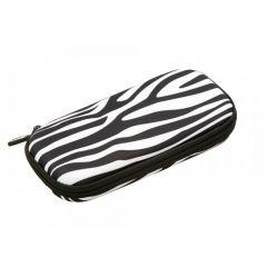 Penar cu fermoar, ZIPIT Colorz box - zebra - EAN 7290103196899