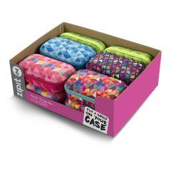 Display 10 penare cu fermoar, ZIPIT Colorz Storage box -2 x 5 culori asortate - EAN 7290103191702