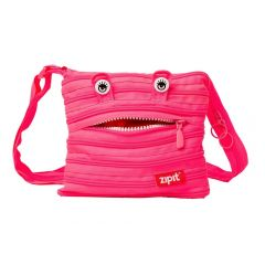 Geanta de umar ZIP..IT Monster Mini - roz deschis