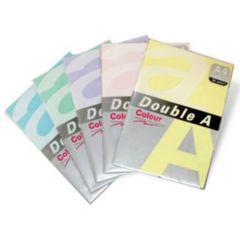 Hartie color pentru copiator  A4,  80g/mp, 100coli/top, Double A - pastel ocean