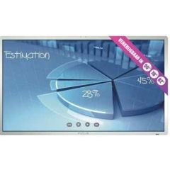 "Monitor LCD Full HD, 55"" (68 x 120 cm) FOCUS Touch P10"