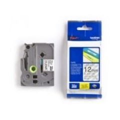 BROTHER TZE131 TAPE 12MM BLK/CLEAR