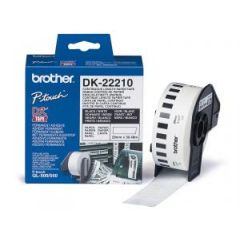 BROTHER DK22210 TAPE 29MM CONTIN PAPER