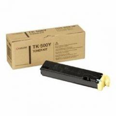KYOCERA TK500Y TONER YEL FSC5016N 8000PG
