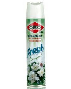 Spray odorizant pentru camera, 300ml, ORO Fresh - Bouquet