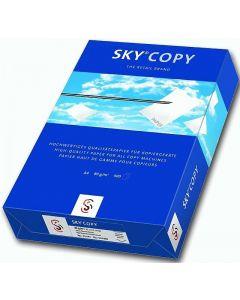 Hartie alba pentru copiator, A4, 80gr/mp, 500coli/top, Sky Copy