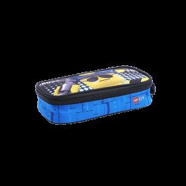 Penar rectangular neechipat, cu fermoar, LEGO V-Line - design City Police