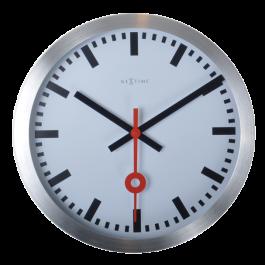 Ceas de perete, D-19 cm, aluminiu, NeXtime -