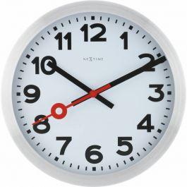 Ceas de perete, D-35 cm, cifre arabe, aluminiu, NeXtime -