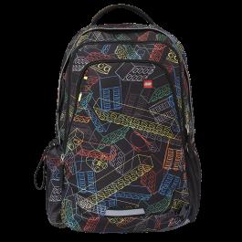 Rucsac Zero, LEGO Core Line - design multicolor