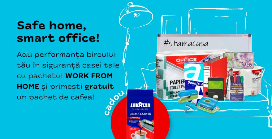 Work from home bundle iti aduce biroul acasa!
